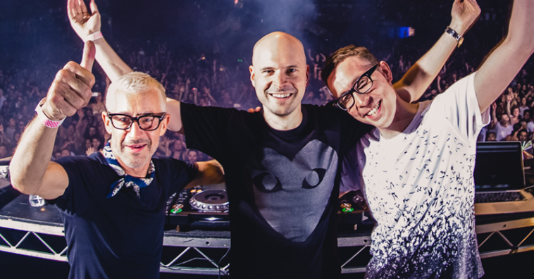 Tomorrowland adds Above & Beyond to their massive 2018